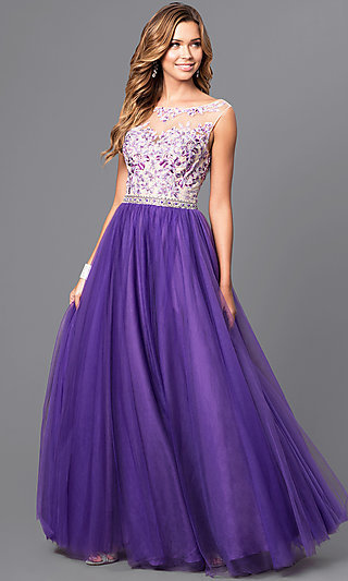ball gown formal dresses