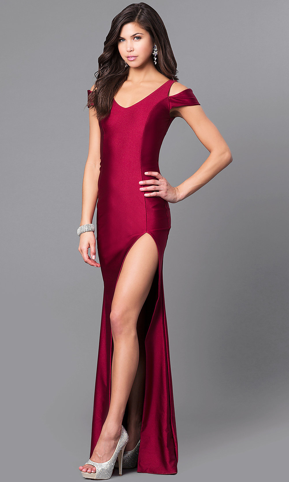 Celebrity Prom Dresses, Sexy Evening Gowns - PromGirl: MD