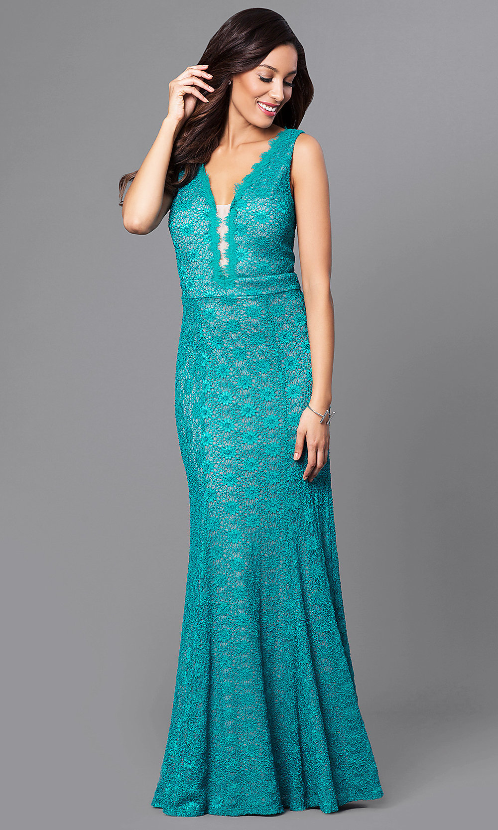 Celebrity Prom Dresses, Sexy Evening Gowns - PromGirl: JU-ON-648860i