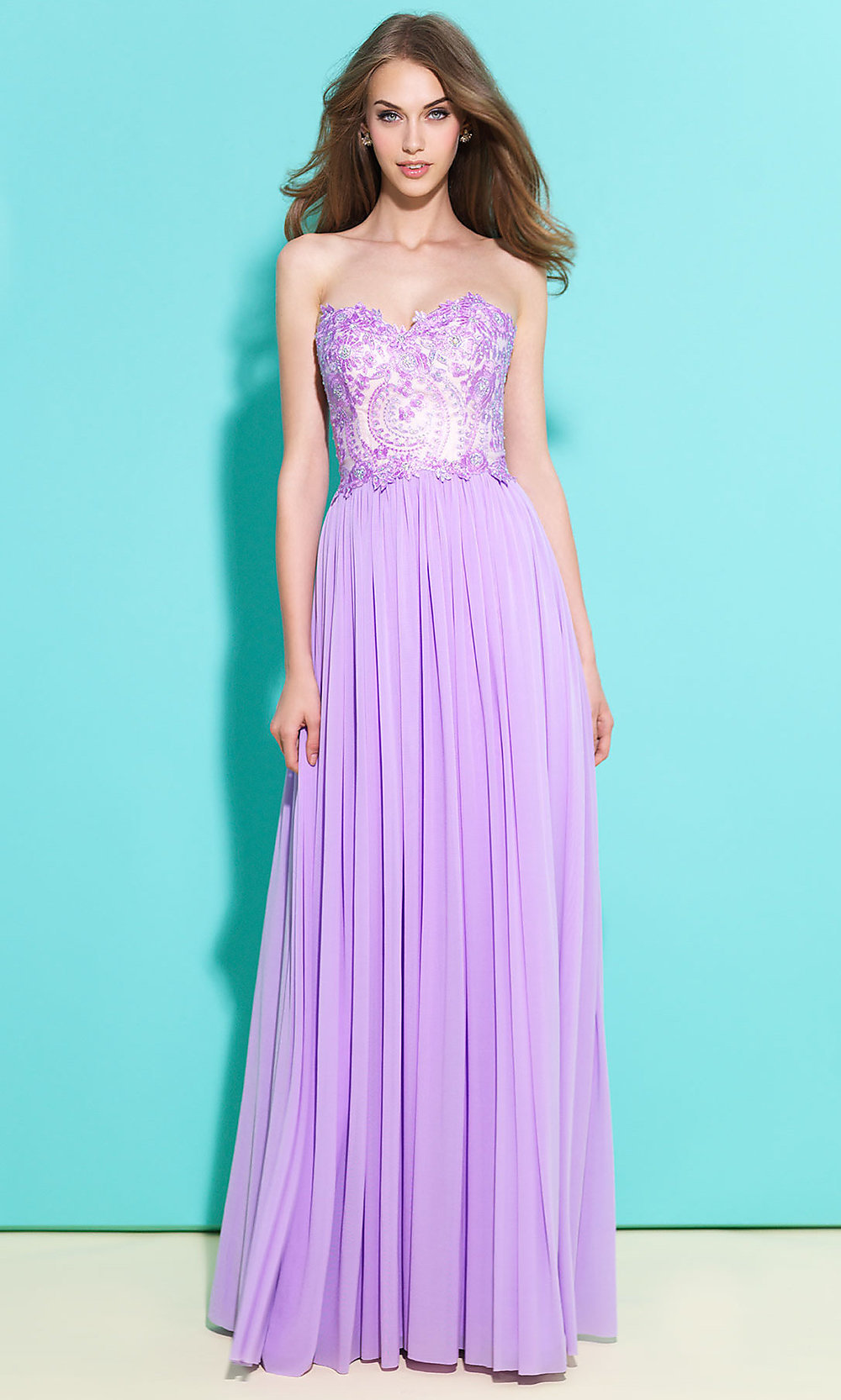 Celebrity Prom Dresses, Sexy Evening Gowns - PromGirl: NM-17-276