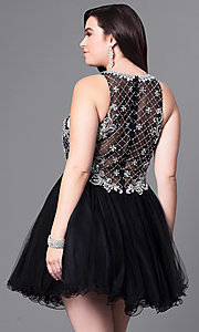 Style: DQ-9158P Back Image
