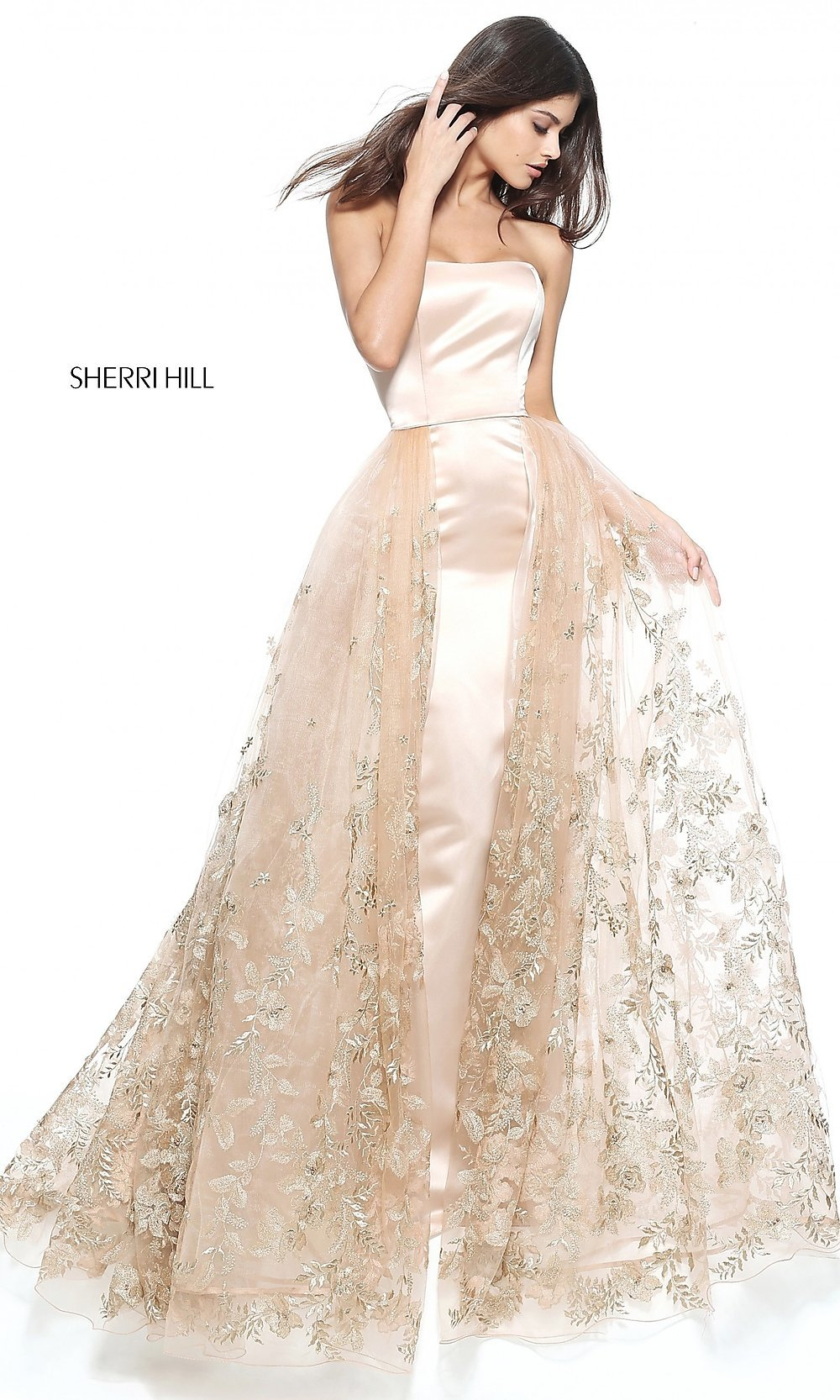Celebrity Prom Dresses, Sexy Evening Gowns - PromGirl: SH-51244