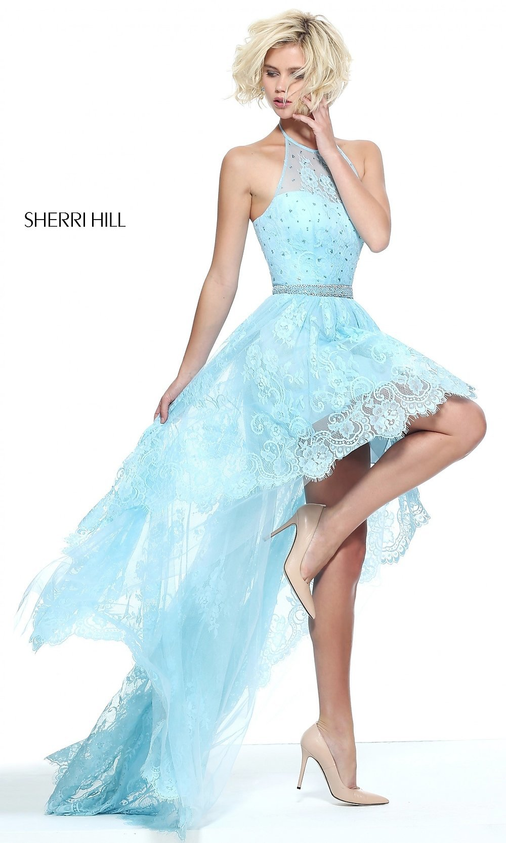 Celebrity Prom Dresses, Sexy Evening Gowns - PromGirl: SH-51226