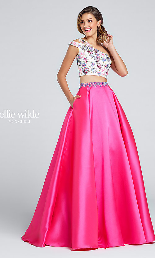 Celebrity Prom Dresses, Sexy Evening Gowns - PromGirl: TB-EW117025