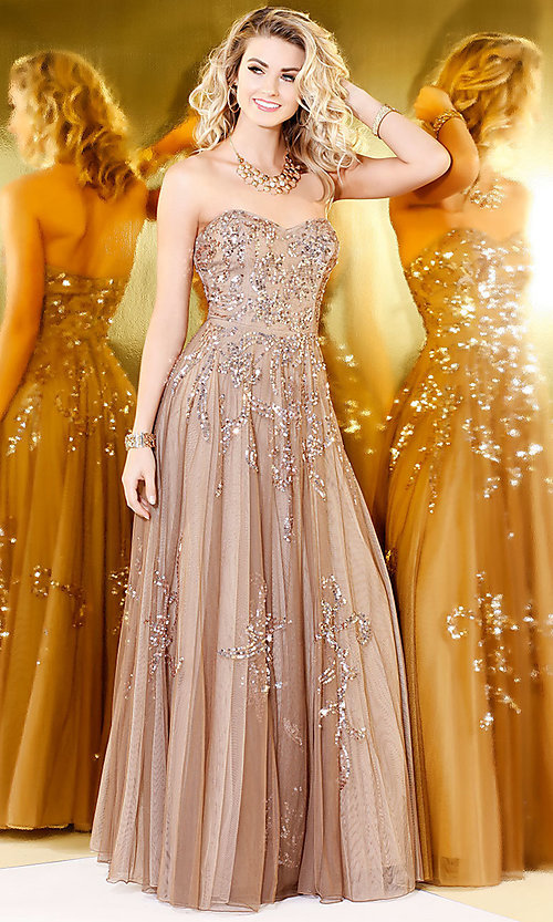 Celebrity Prom Dresses Sexy Evening Gowns Promgirl Sk 1124