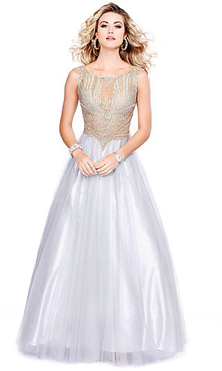 Silver Evening Gowns Silver Sequin Dresses