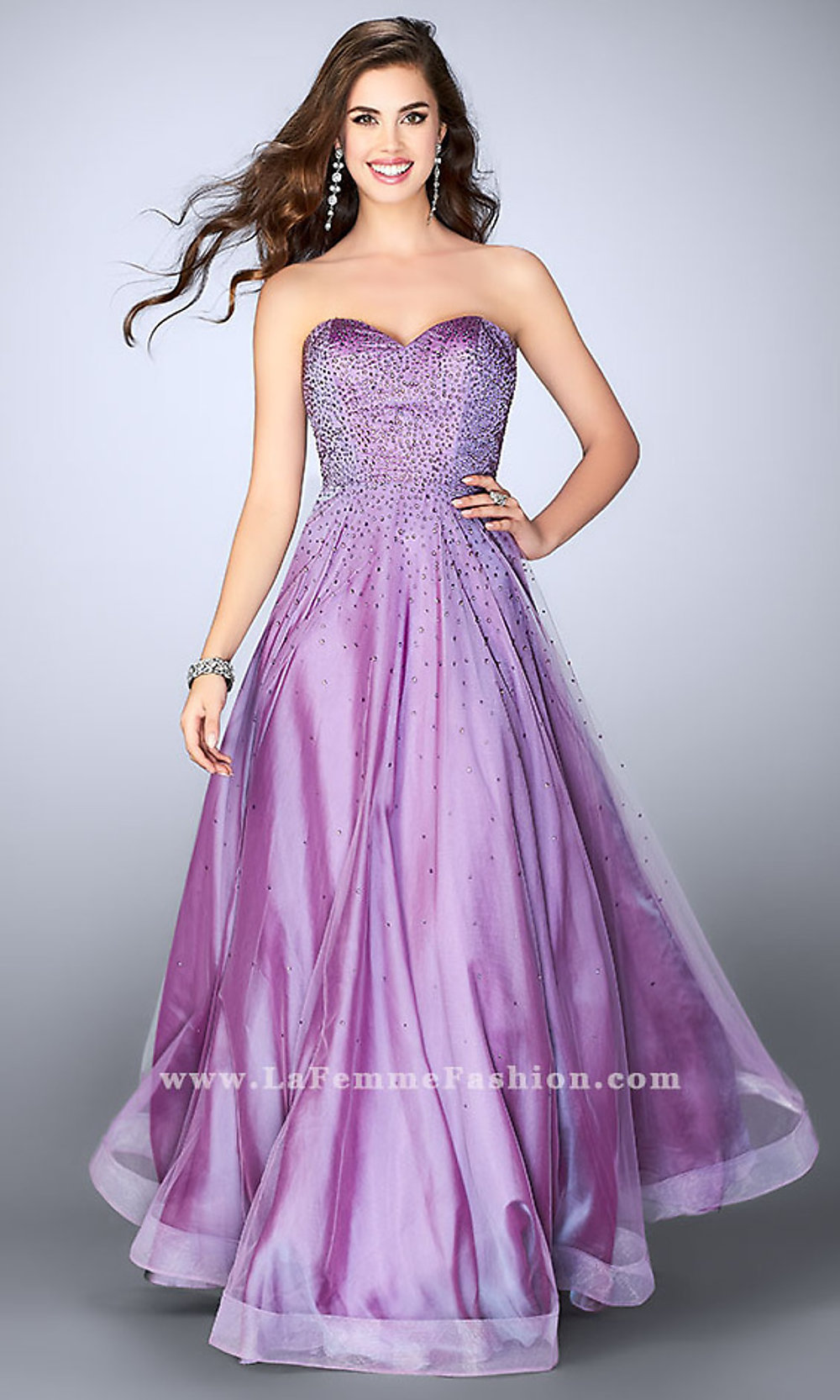 Celebrity Prom Dresses Sexy Evening Gowns Promgirl Lf 22952