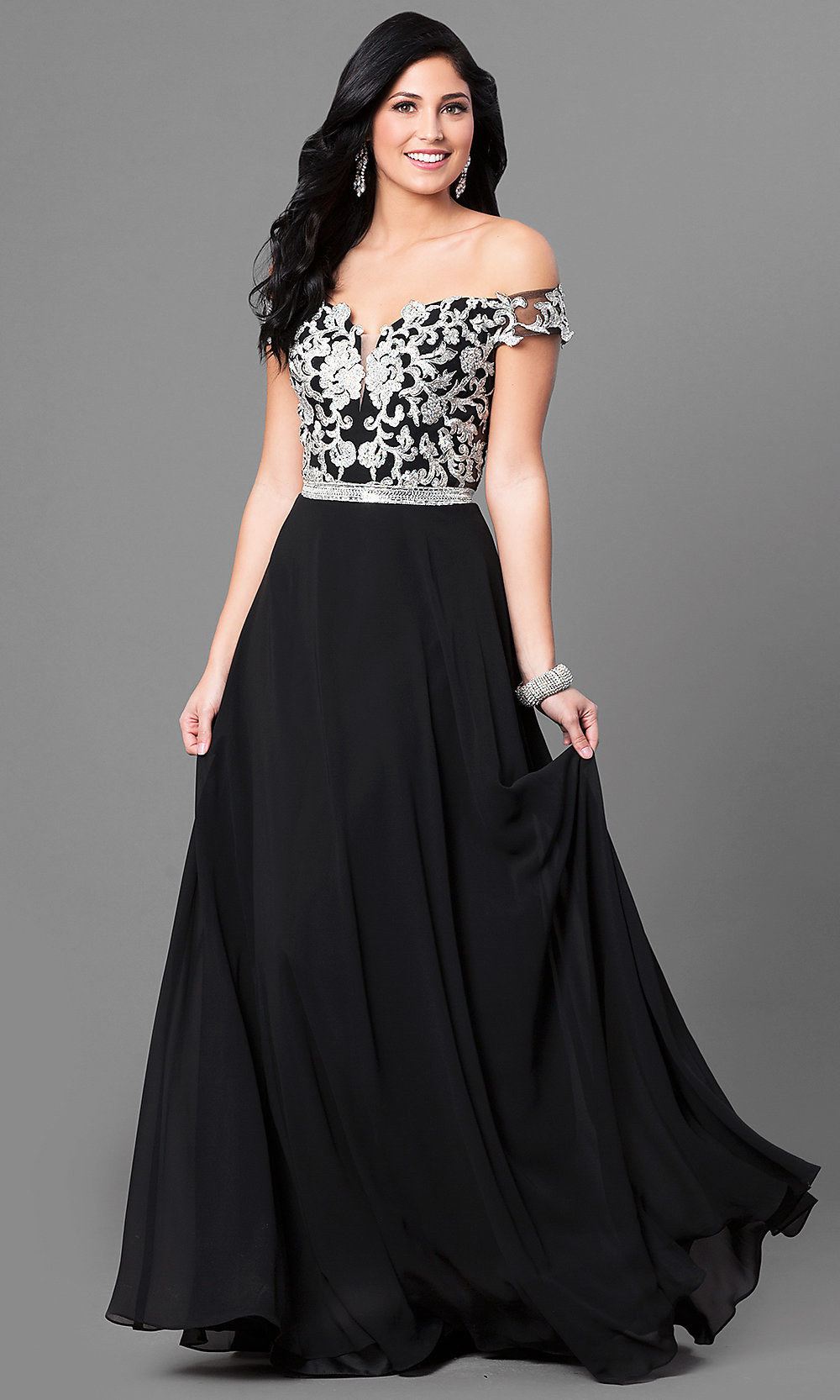 White Strapless Lace Bodice Tulle Ball Gown Formal Dresses ...  |Formal Ball Dresses With Lace