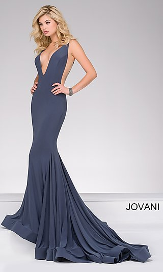 Celebrity Prom Dresses, Sexy Evening Gowns - PromGirl: JO-46756