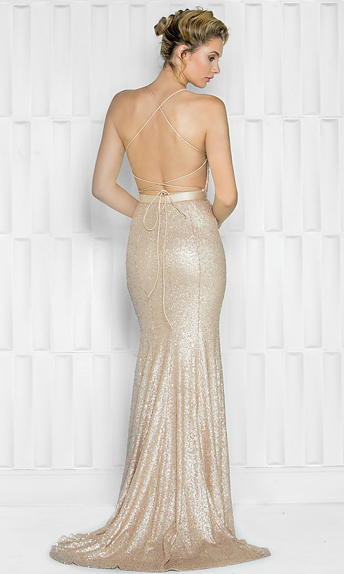 Celebrity Prom Dresses Sexy Evening Gowns Promgirl Cd 1693