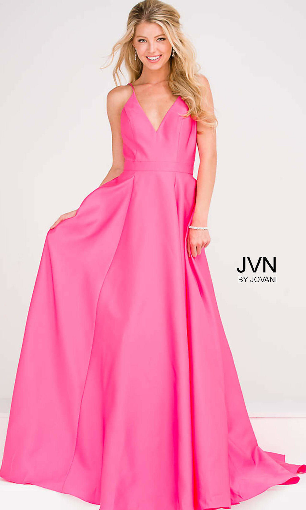 Celebrity Prom Dresses, Sexy Evening Gowns - PromGirl: JO-JVN-JVN48791