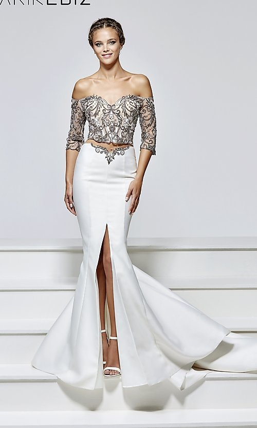 Style: TD-93158 Front Image
