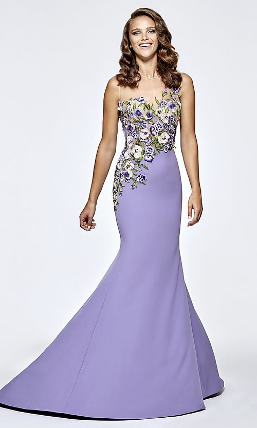 Style: TD-93187 Front Image