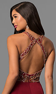 Style: DQ-9726 Detail Image 2