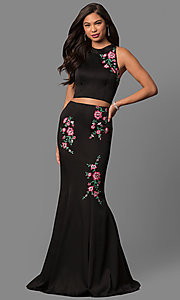 Style: DQ-9873 Detail Image 1