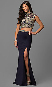 Style: DQ-9875 Detail Image 2
