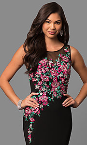 Style: DQ-9884 Detail Image 1