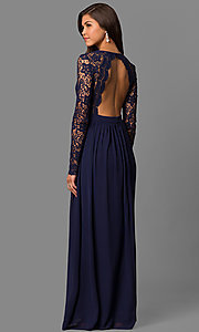 Style: LP-24357 Back Image