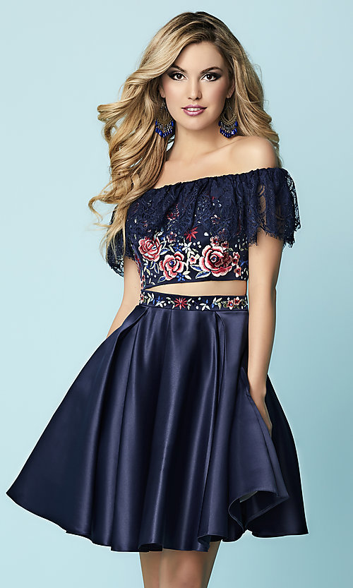Style: HS-27144 Front Image