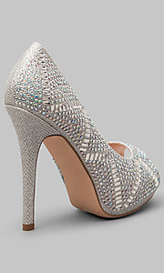 Style: LL-Elissa-3-Silver Detail Image 2