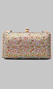 Style: LL-Candy-Bag-Gold Detail Image 1