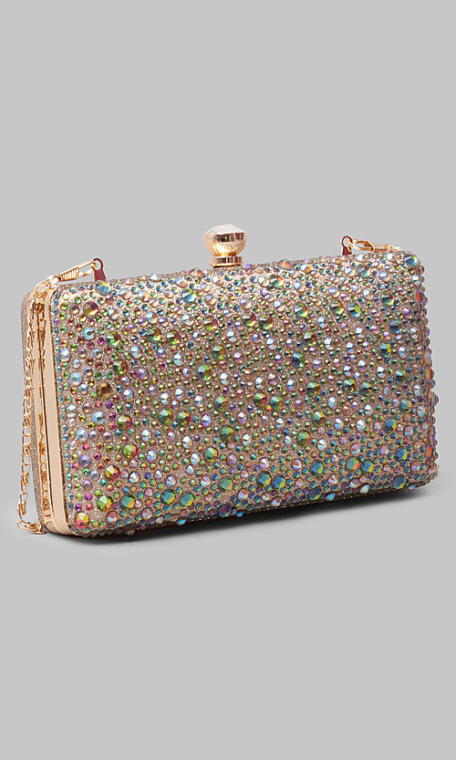 Style: LL-Candy-Bag-Gold Back Image