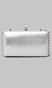 Style: LL-Candy-Bag-Silver Detail Image 3