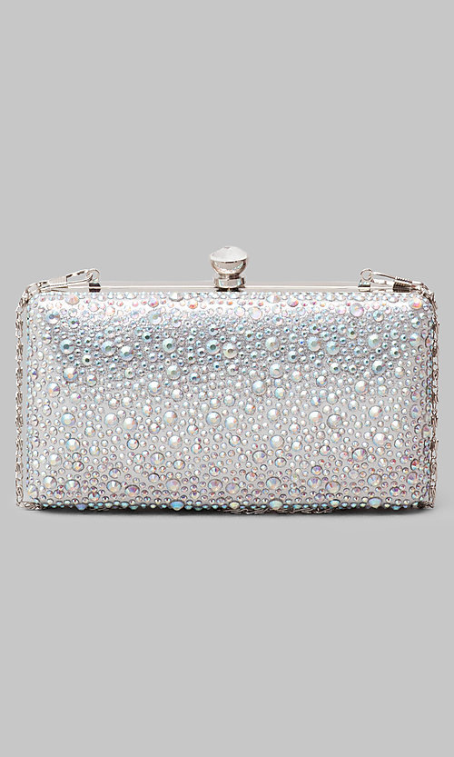 Style: LL-Candy-Bag-Silver Detail Image 1