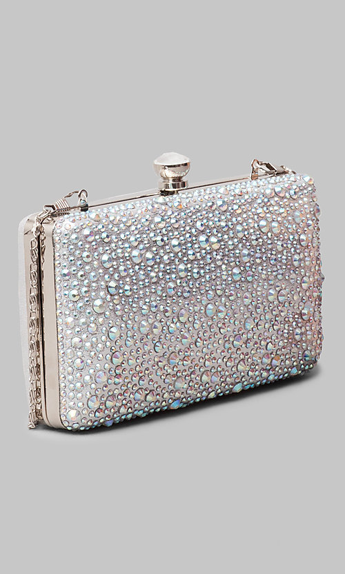 Style: LL-Candy-Bag-Silver Back Image