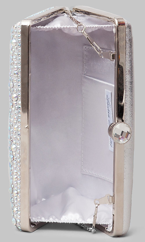Style: LL-Candy-Bag-Silver Detail Image 2