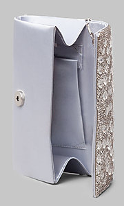 Style: LL-Nobo-Bag-Silver Detail Image 2