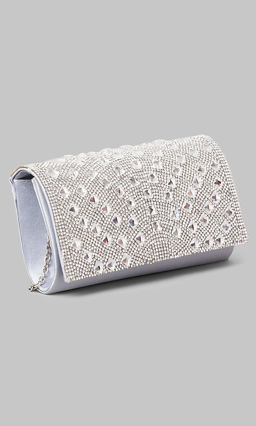 Style: LL-Nobo-Bag-Silver Detail Image 1