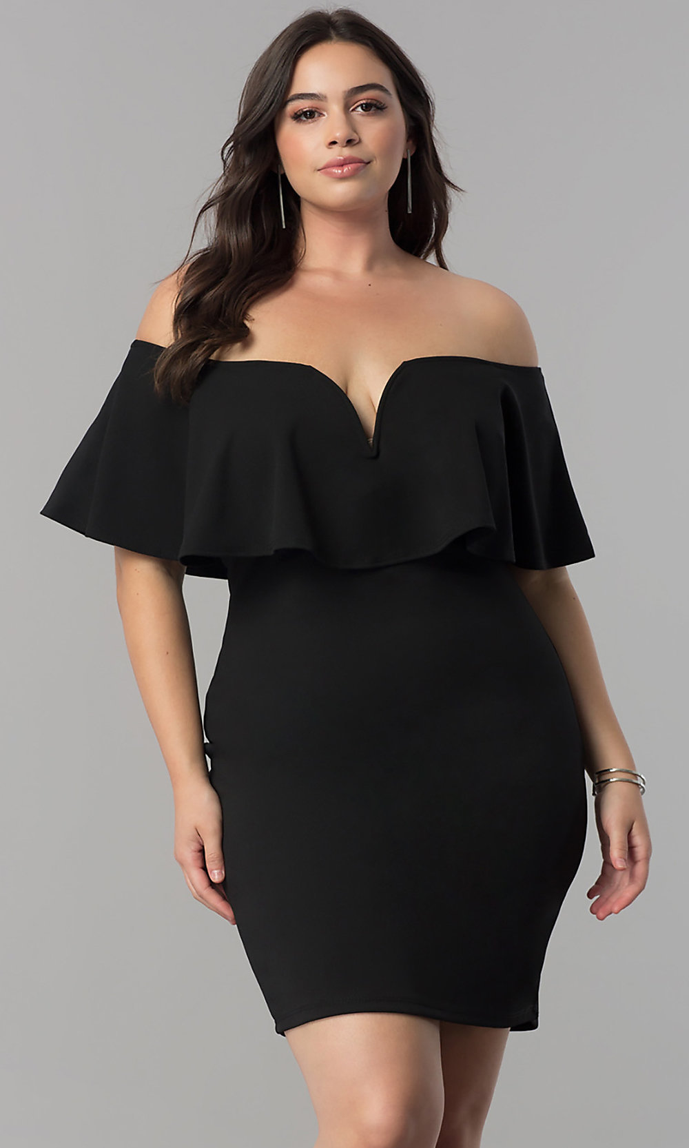 25358175b87 Plus Size Fitted Black Dresses - Gomes Weine AG