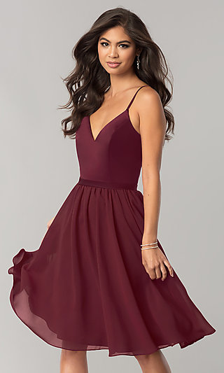 Winter Ball Dresses for Teenagers