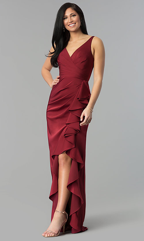 Cocktail Dresses Over 55