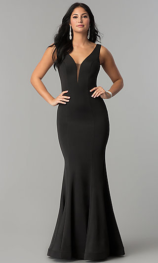 884dfbea Mermaid Evening Gowns, Long Prom Dresses - PromGirl