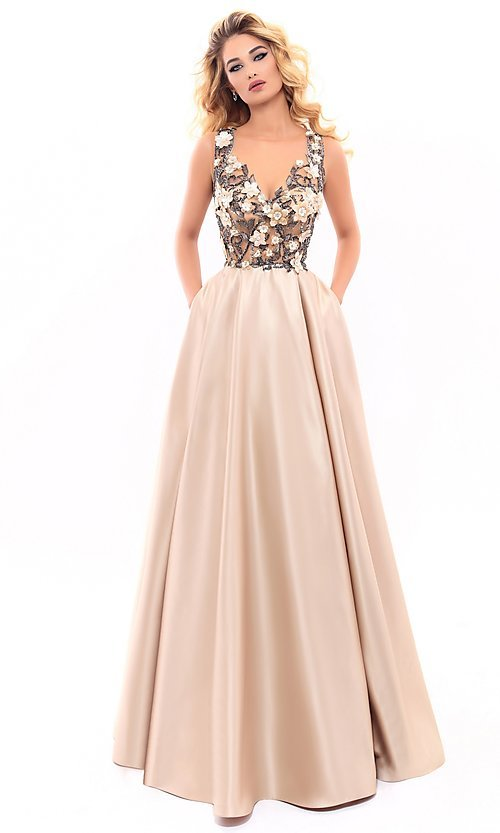 Style: TD-93343 Front Image