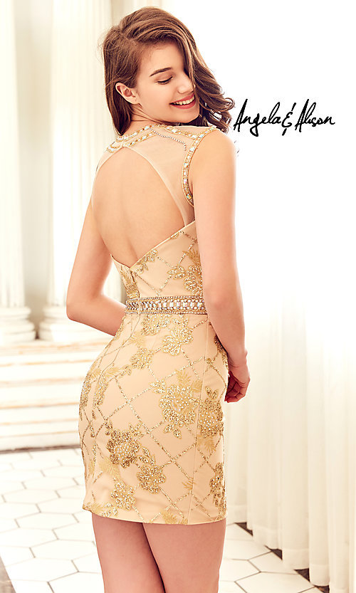 Style: AN-72042 Back Image