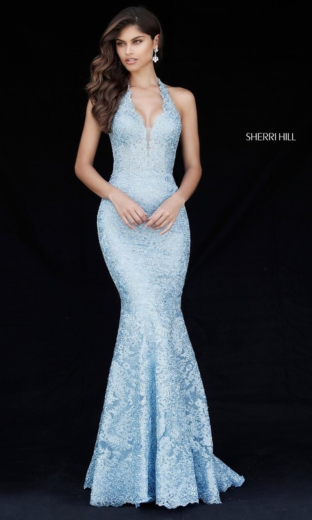 Celebrity Prom Dresses, Sexy Evening Gowns - PromGirl: SH-51616