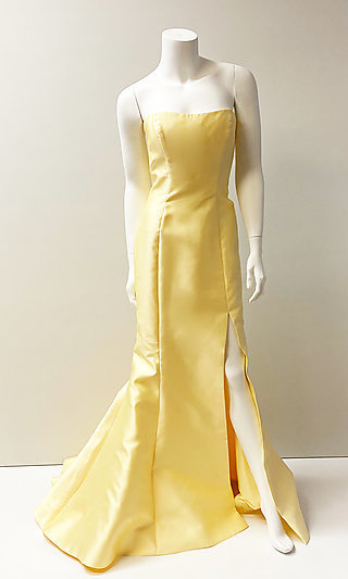 3e7f741f96d Yellow Prom Gowns and Short Yellow Dresses - PromGirl