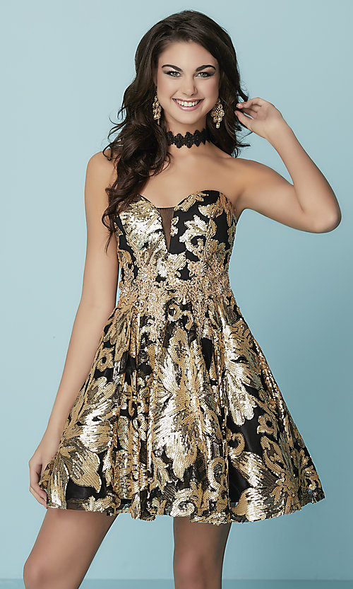 Style: HS-27159 Detail Image 2