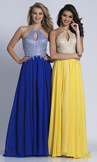 Yellow Prom Gowns And Short Yellow Dresses Promgirl