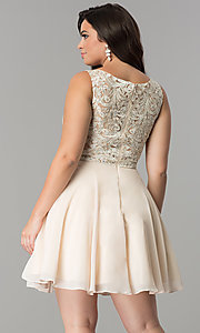 Style: DQ-2135P Back Image