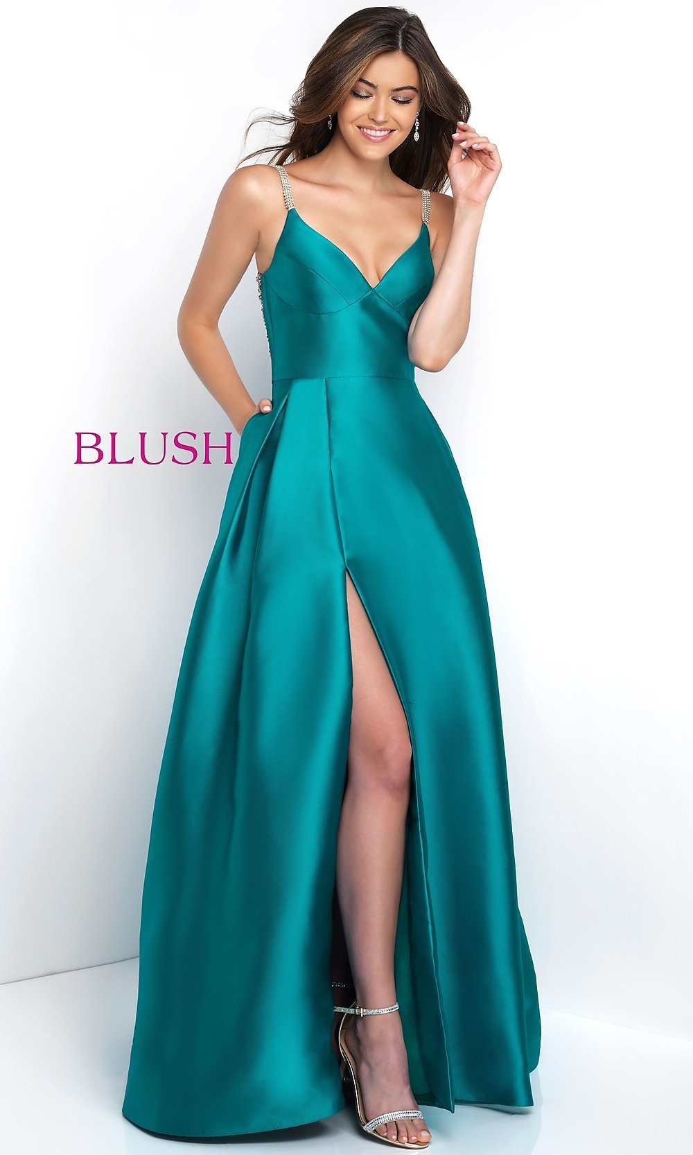 Celebrity Prom Dresses, Sexy Evening Gowns - PromGirl: BL-C1044