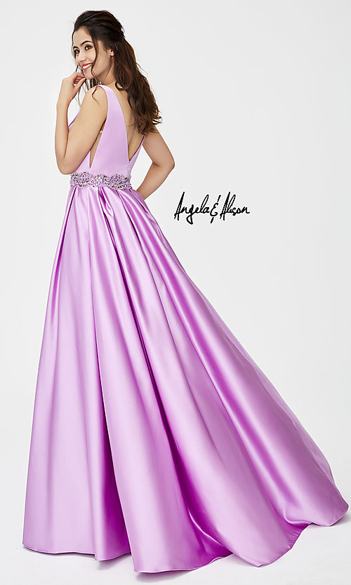 Style: AN-81016 Back Image