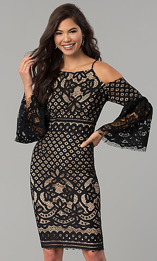 Semi Formal And Wedding Guest Dresses PromGirl