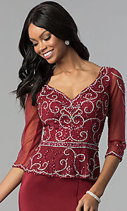 Style: DQ-2290 Detail Image 2