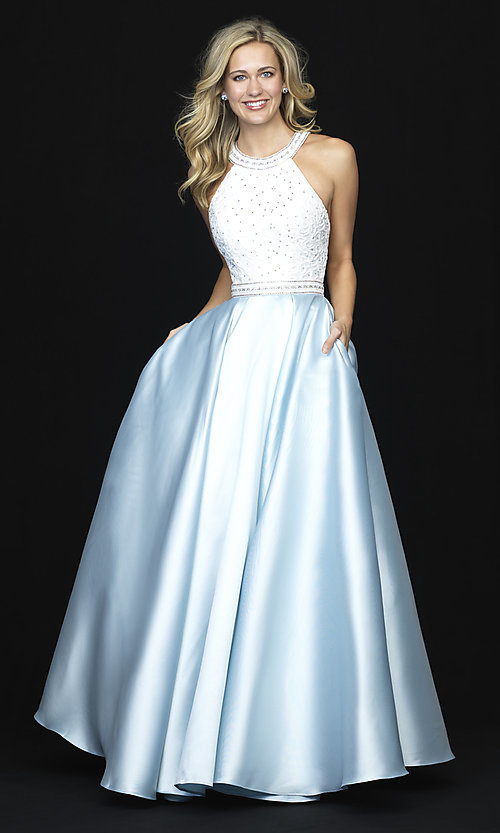 e36bb4819f4 A-Line Madison James Prom Dress