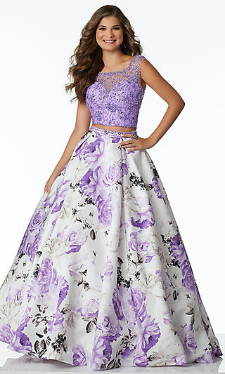 Light Purple Prom Dress