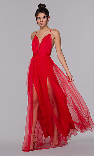 Long Prom Dresses And Formal Prom Gowns Promgirl